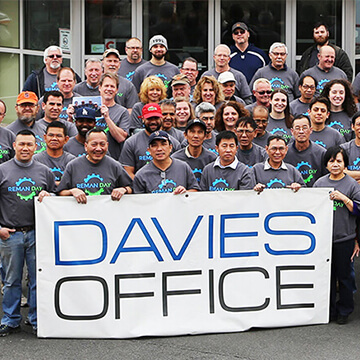 Davies Office Team