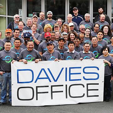 Davies Office Team