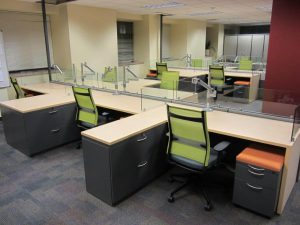 GE bench workstations