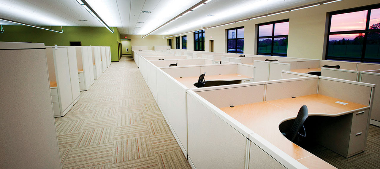 Cubicles Workstations