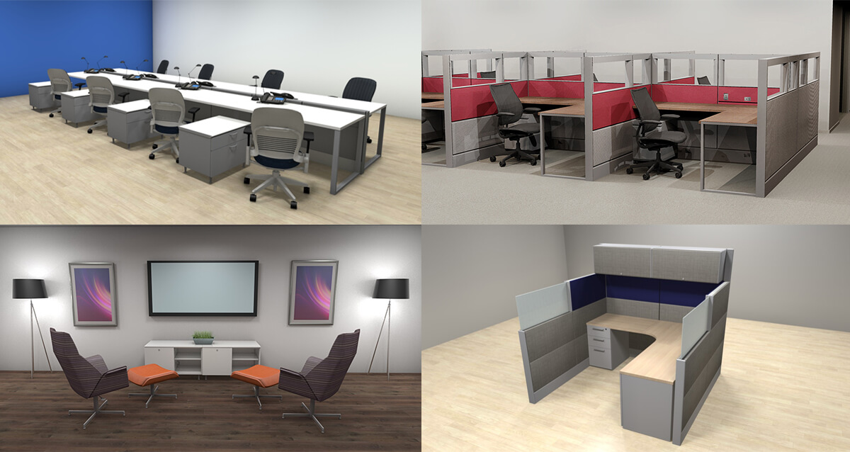 office workspaces. Executive Offices Office Workspaces D