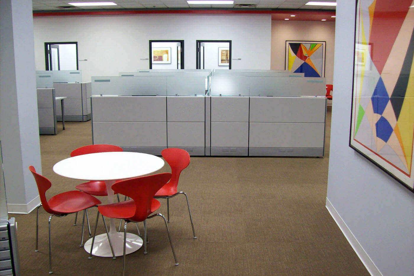 Herman Miller Office Furniture Davies Office