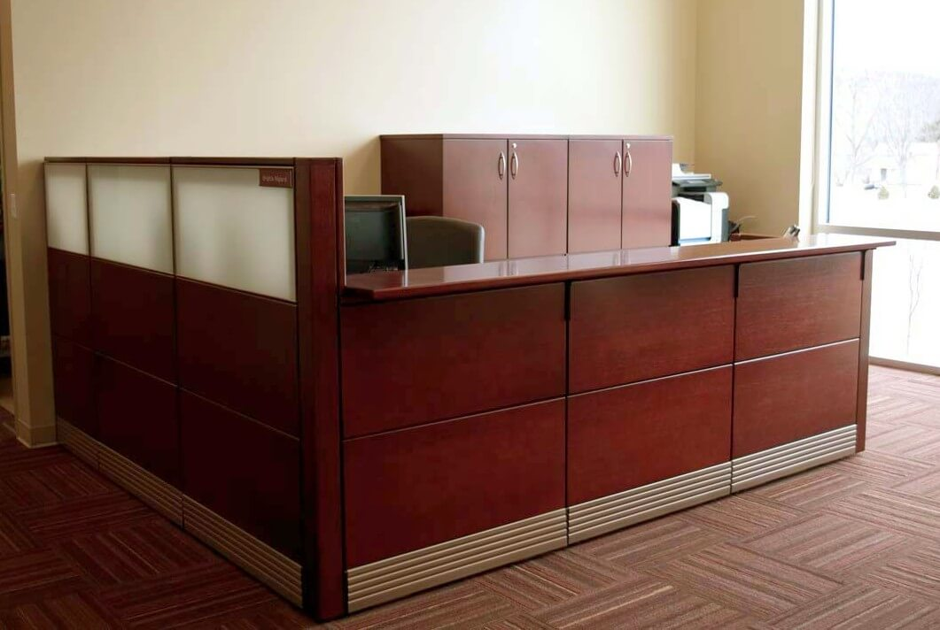 remanufactured executive office furniture