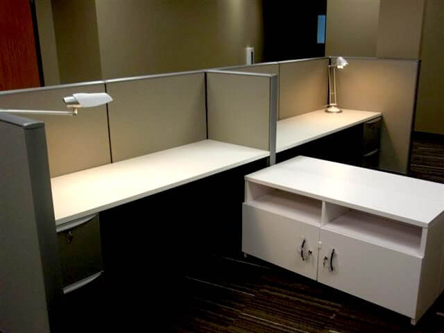 remanufacture knoll cubicles