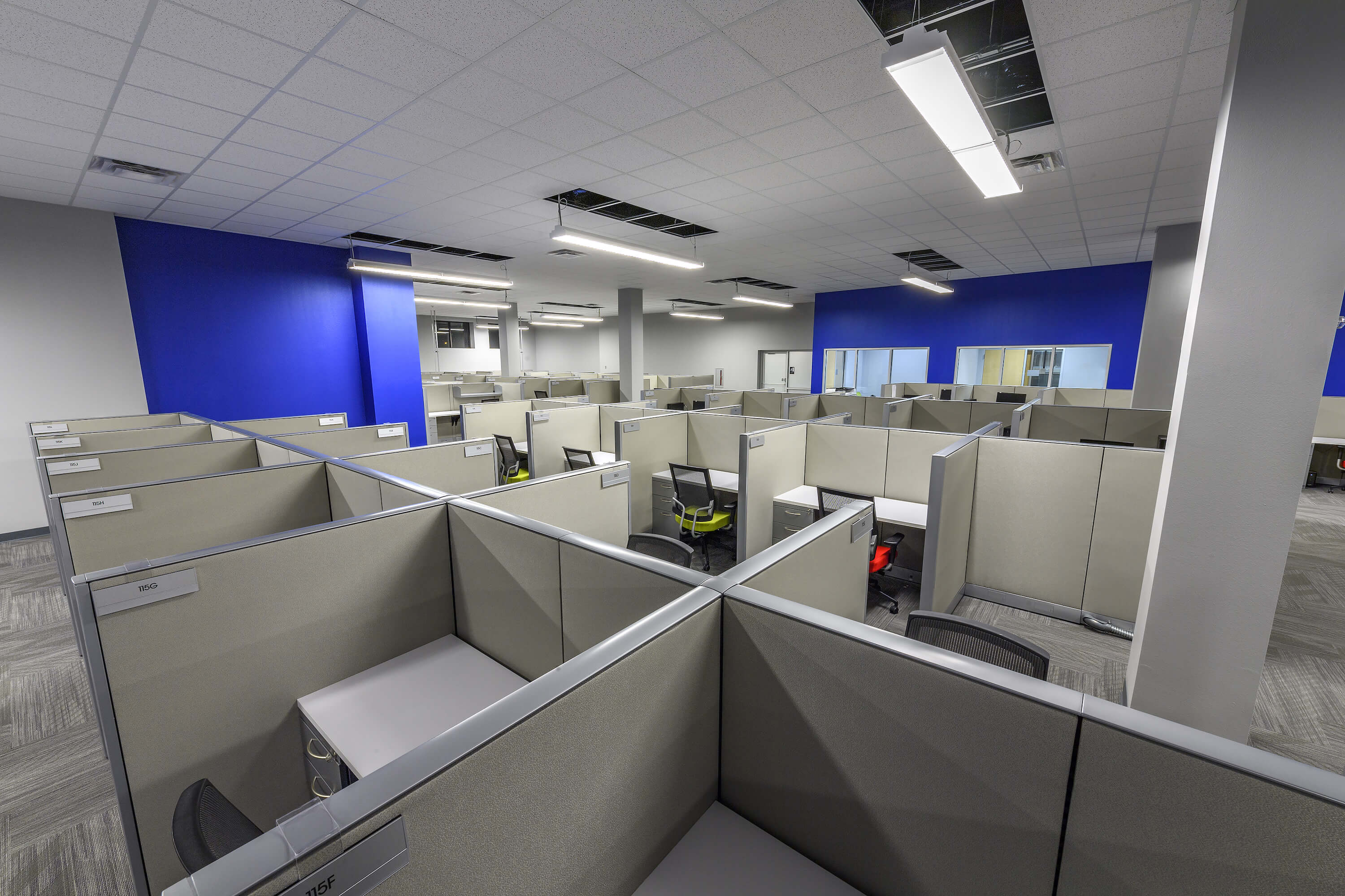 remanufactured steelcase cubicles
