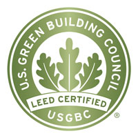LEED Certified remanufactured office furniture