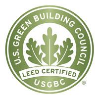 USGBC LEED Certified