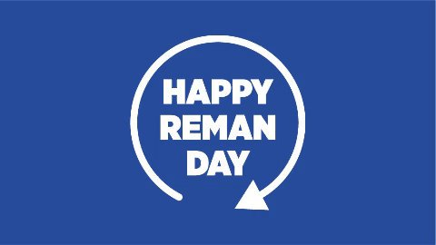 Happy Reman Day Logo