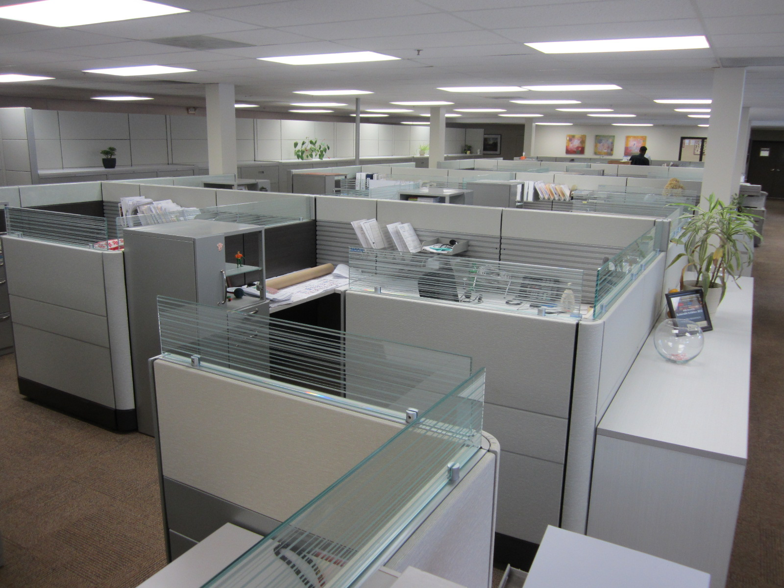 Davies Office Cubicles