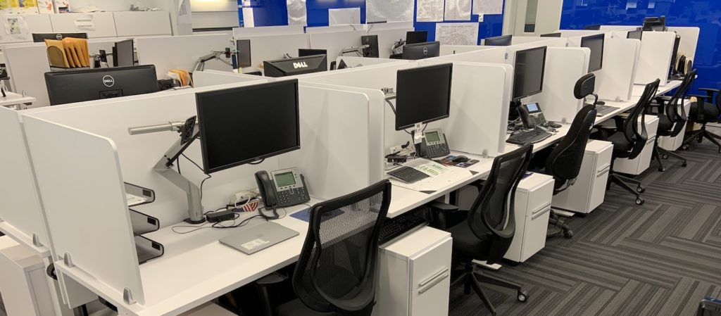 Davies COVID-19 office furniture